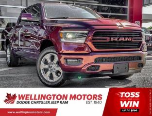 Used 2019 RAM 1500 Sport | Crew Cab | Hemi | 4X4 | Warranty for sale in Guelph, ON