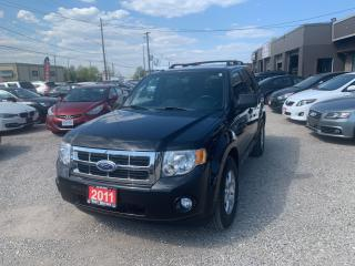 Used 2011 Ford Escape XLT,4wD for sale in Hamilton, ON