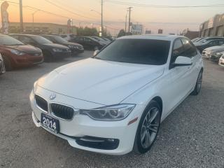 Used 2014 BMW 3 Series Sport AWD for sale in Hamilton, ON