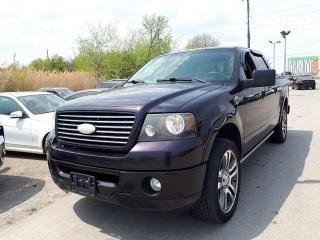 Used 2007 Ford F-150 Harley-Davidson for sale in Pickering, ON