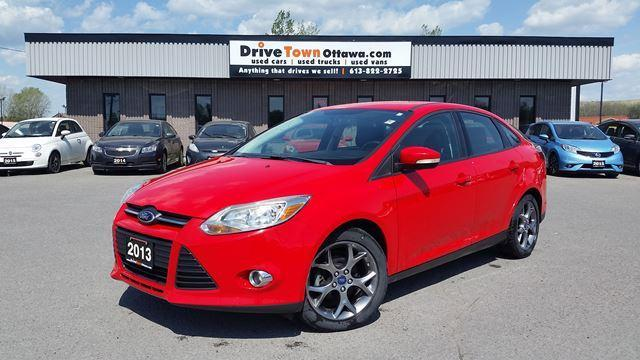 2013 Ford Focus SE  **EASY FINANCING**LOW PAYMENT**
