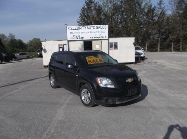 2012 Chevrolet Orlando 3 ROW LT