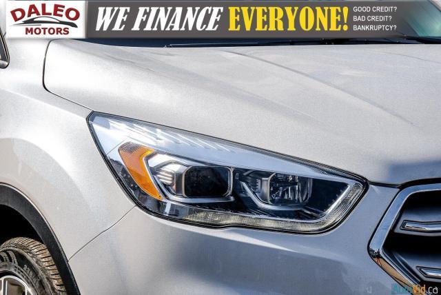 2018 Ford Escape TITANIUM / WITH PREMIUMCARE PROTECTION PLAN Photo2
