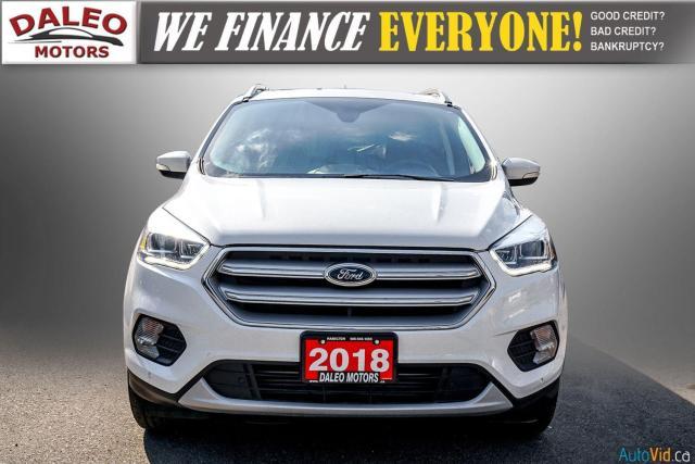 2018 Ford Escape TITANIUM / WITH PREMIUMCARE PROTECTION PLAN Photo3