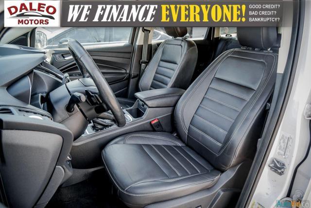 2018 Ford Escape TITANIUM / WITH PREMIUMCARE PROTECTION PLAN Photo11