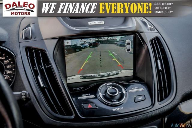 2018 Ford Escape TITANIUM / WITH PREMIUMCARE PROTECTION PLAN Photo23
