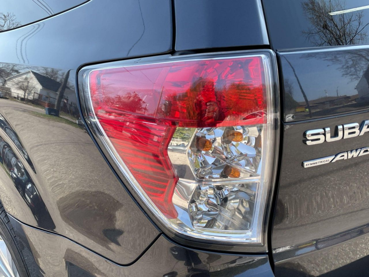 2012 Subaru Forester