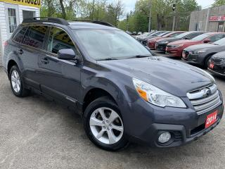 Used 2014 Subaru Outback 2.5I Premium/AWD/FOGS/P.SEAT/LOADED/ALLOYS for sale in Scarborough, ON