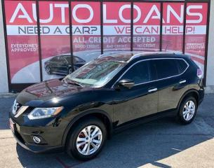 Used 2015 Nissan Rogue SV-ALL CREDIT ACCPETED for sale in Toronto, ON