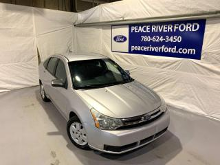 Used 2010 Ford Focus SE for sale in Peace River, AB