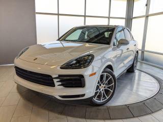 New 2021 Porsche Cayenne for sale in Edmonton, AB