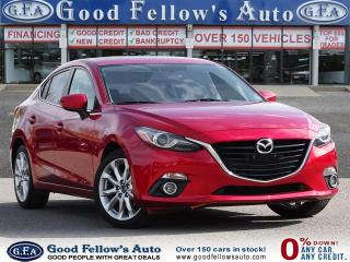 Used 2016 Mazda MAZDA3 Good or Bad Credit Auto Financing ..! for sale in Toronto, ON