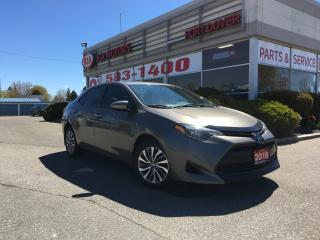 Used 2018 Toyota Corolla XLE for sale in Port Dover, ON