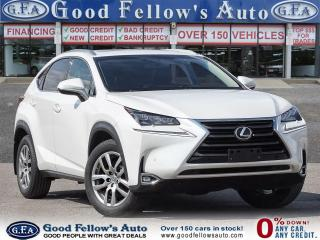 Used 2017 Lexus NX 200t LUXURY PKG, AWD, SUNROOF, NAVI, REARVIEW CAMERA for sale in Toronto, ON