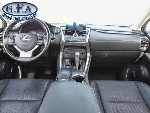 2017 Lexus NX 200t LUXURY PKG, AWD, SUNROOF, NAVI, REARVIEW CAMERA Photo14