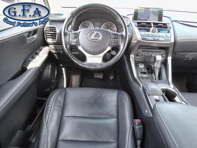 2017 Lexus NX 200t LUXURY PKG, AWD, SUNROOF, NAVI, REARVIEW CAMERA Photo15