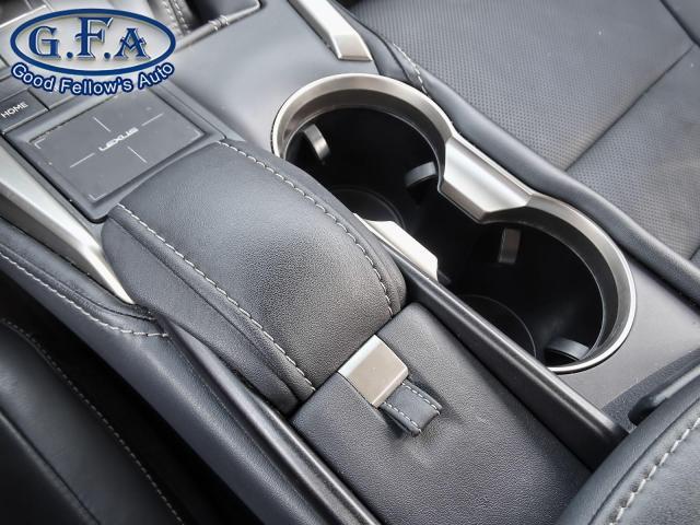 2017 Lexus NX 200t LUXURY PKG, AWD, SUNROOF, NAVI, REARVIEW CAMERA Photo17