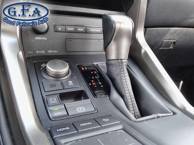 2017 Lexus NX 200t LUXURY PKG, AWD, SUNROOF, NAVI, REARVIEW CAMERA Photo18