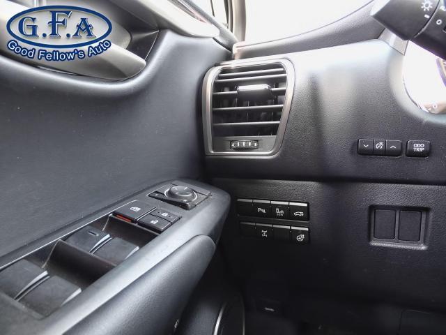 2017 Lexus NX 200t LUXURY PKG, AWD, SUNROOF, NAVI, REARVIEW CAMERA Photo21