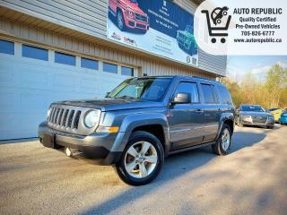 Used 2014 Jeep Patriot north for sale in Orillia, ON