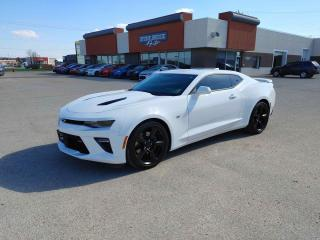 Used 2017 Chevrolet Camaro 2SS for sale in Steinbach, MB