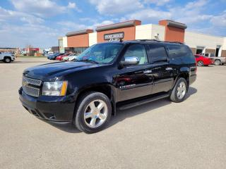 Used 2008 Chevrolet Suburban LTZ for sale in Steinbach, MB