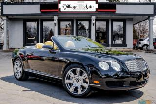 Used 2007 Bentley Continental GT Convertible for sale in Ancaster, ON