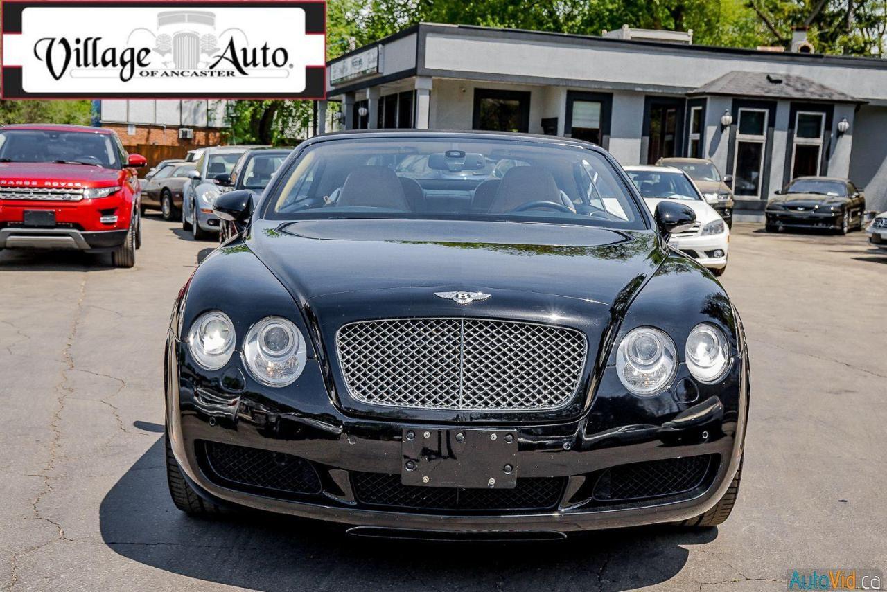 2007 Bentley Continental