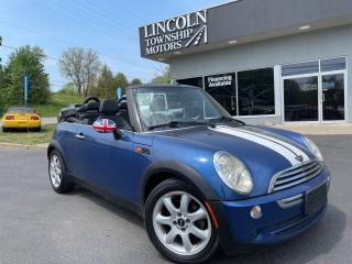 Used 2007 MINI Cooper Convertible 1.6 for sale in Beamsville, ON