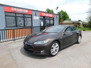 Used 2014 Tesla Model S Performance|NAVI|BACKUP|SUNROOF for sale in St. Thomas, ON