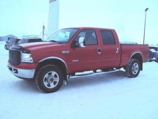 Used 2007 Ford F-350 Super Duty 1 TON Lariat for sale in North Battleford, SK