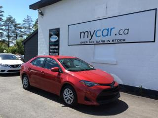 Used 2019 Toyota Corolla LE Heated Seats, Backup Cam, Bluetooth!! for sale in Richmond, ON