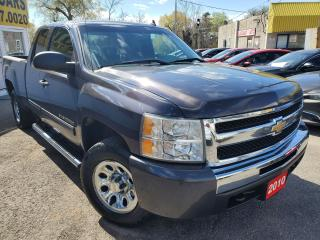 Used 2010 Chevrolet Silverado 1500 LS Cheyenne Edition/4WD/EXTENDED CAP/LOADED/ALLOYS for sale in Scarborough, ON