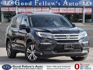 Used 2017 Honda Pilot EX MODEL, 6CYL 3.5L, 4WD, 8PASS, SUNROOF, LDW for sale in Toronto, ON