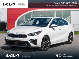 New 2021 Kia Forte EX Premium READY FOR IMMEDIATE DELIVERY for sale in Mississauga, ON