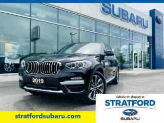 Used 2019 BMW X3 xDrive30i for sale in Stratford, ON