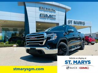 Used 2019 GMC Sierra 1500 SLE 4WD for sale in St. Marys, ON