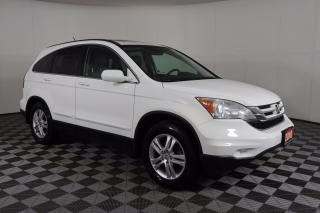 Used 2010 Honda CR-V EX-L 1 OWNER | AWD | LEATHER | SUNROOF | HEATED SEATS for sale in Huntsville, ON