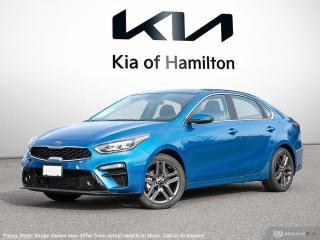 New 2021 Kia Forte EX+ for sale in Hamilton, ON