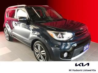 Used 2018 Kia Soul EX Tech One Owner | Navigation | Panoramic Sunroof for sale in Listowel, ON