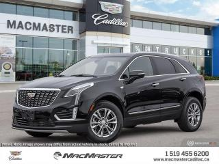 New 2021 Cadillac XT5 Premium Luxury TURBO   AWD   HD REAR VISION CAMERA   REMOTE START   ON-STAR   BLIND SPOT SENSOR for sale in London, ON
