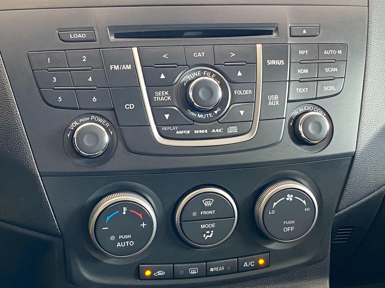2013 Mazda MAZDA5