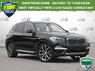 Used 2018 BMW X3 xDrive30i Xdrive | Navigation | Sunroof!! for sale in Oakville, ON