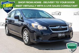 Used 2014 Subaru Impreza 2.0i Touring Package AWD WAGON for sale in Innisfil, ON