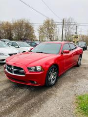 Used 2012 Dodge Charger AFFORDABLE DOMESTIC SPORTS SEDAN- 300+HP NEW MOTOR for sale in Toronto, ON