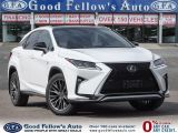 2017 Lexus RX 350 F SPORT3, 4WD, WHITE ON RED LEATHER, NAVI, PANROOF