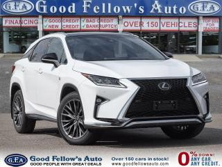 Used 2017 Lexus RX 350 Good Or Bad Credit Auto loans ..! for sale in Toronto, ON