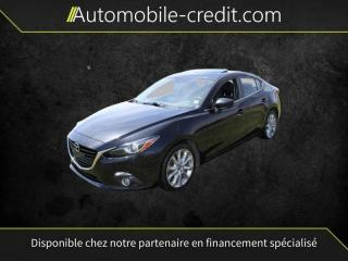 Used 2015 Mazda MAZDA3 Touring for sale in Saint-Eustache, QC