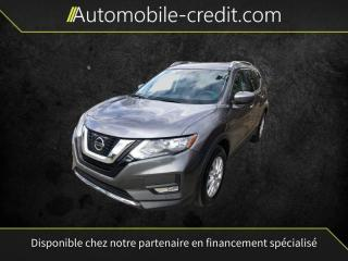 Used 2017 Nissan Rogue SV  AWD for sale in Saint-Eustache, QC