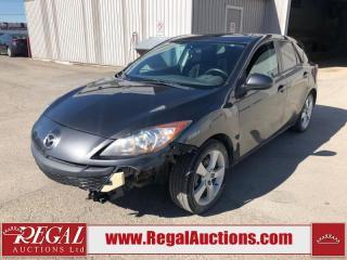 Used 2011 Mazda MAZDA3 Sport GX 4D Hatchback AT 2.0L for sale in Calgary, AB